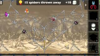 Greedy Spiders 2 YouTube video