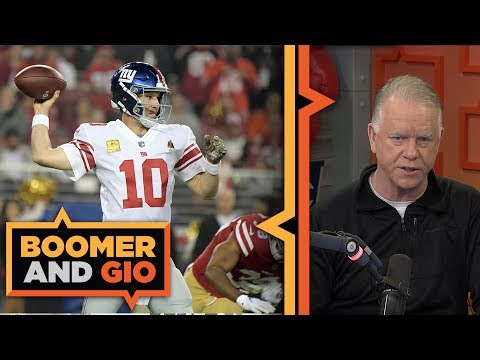 Video: Eli comes through in the clutch | Boomer and Gio