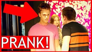 CASPAR LEE WAX FIGURE PRANK!