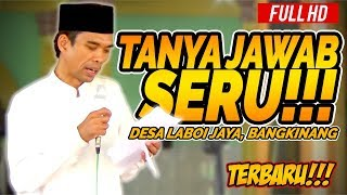 Video Tanya Jawab Seru Bersama Ustadz Abdul Somad Lc, MA - Desa Laboi Jaya, Bangkinang MP3, 3GP, MP4, WEBM, AVI, FLV Agustus 2018