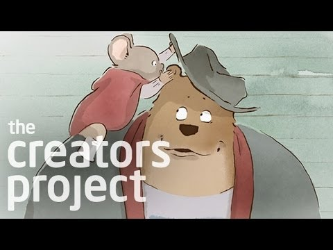 Ernest & Celestine Featurette 'Making Of'