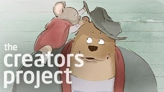 Nonton Animating Ernest   Celestine Film Subtitle Indonesia Streaming Movie Download