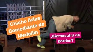 Reel de Stand Up Comedy de Mauricio Arias (Chicho El Malo). Realizado en Medellín, teatro Acción Impro y Telemedellín.
