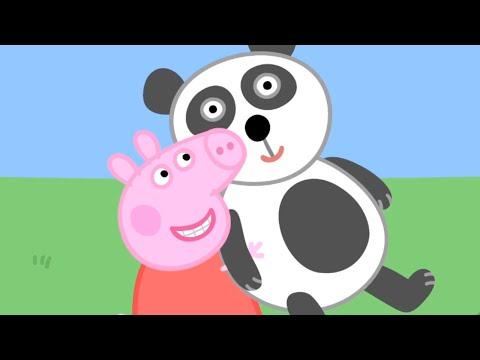 Peppa Pig en Español Episodios completos Parque de diversiones Dibujos Animados