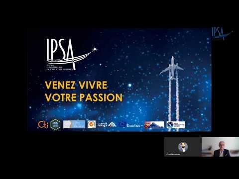Formation, admissions, international… Tout savoir sur l'IPSA en quelques clics !