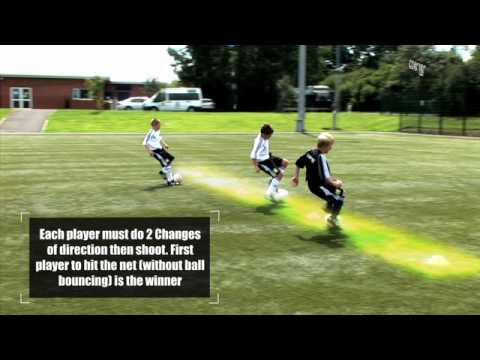 coerver - PLAYERS you get the latest Coerver Coaching video which shows you how to use change of direction skills to impove your game. @COACHES you get ideas and dril...
