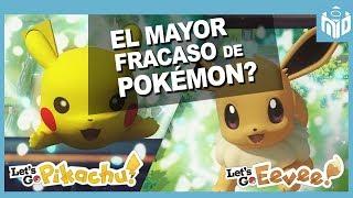 ¿Por qué están Cancelando las Reservas de Pokémon Let's GO Pikachu/Eevee? - N Deluxe