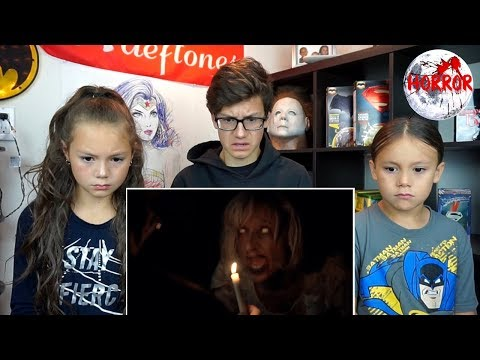 DON'T OPEN YOUR EYES Official Trailer REACTION