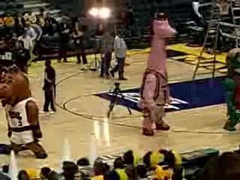Dancing Animal NBA Players