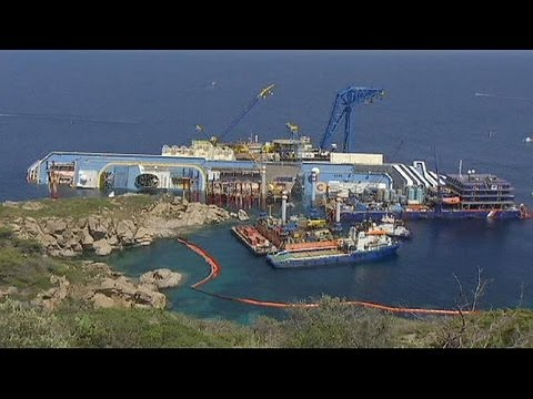 Italy: Five convicted over Costa Concordia disaster