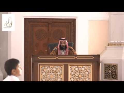 درس العصر ليوم 5 رمضان 1434 هـ