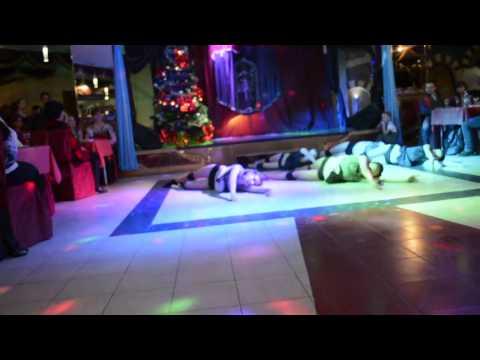 мистический танец от группы Джаз модерн  студия Flashdance