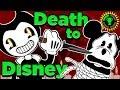Game Theory: How Bendy Exposes Disney s Cartoon Conspir