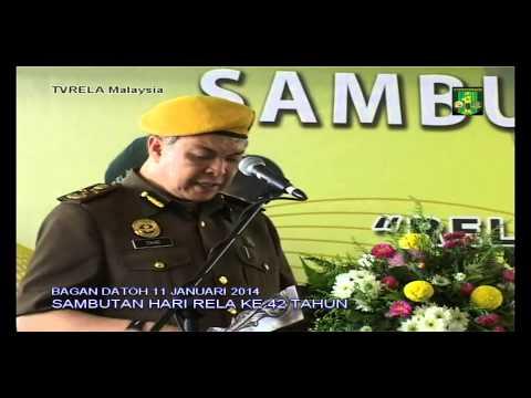 Ucapan DS Dr Ahmad Zahid Hamidi Di Hari RELA 42