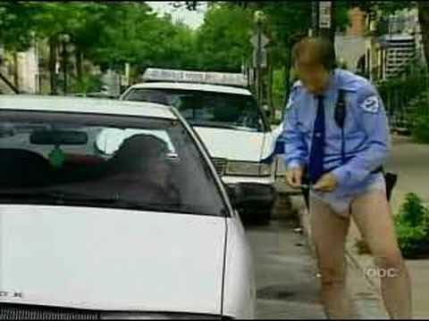Underwear Cops