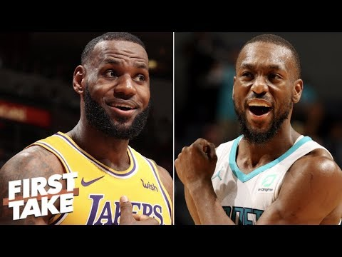 Video: Stephen A. imagines Kemba Walker on Lakers with LeBron | First Take
