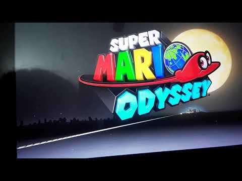 Super Mario odesey