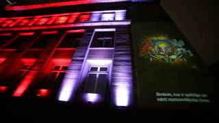 Ministru kabineta izgaismošanas projekta aizkulises