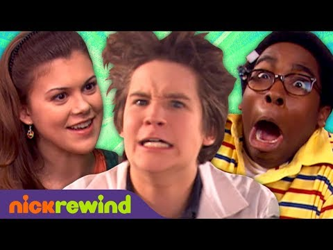 Ned's Declassified School Survival Guide: FUNNIEST MOMENTS! 📓 NickRewind