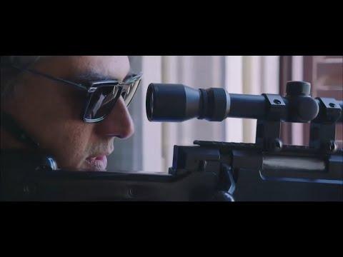 Ajith Sniper Scene   Vivegam Malayalam Dubbed Movie Scene   Ajith   Vivek Oberoi   Kajal Aggarwal