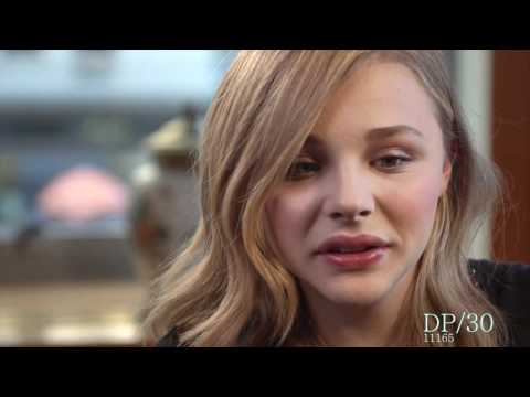 DP/30: Hugo, actor Chloe Grace Moretz
