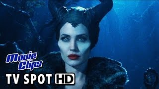 Maleficent Official TV Spot - The Timeless Tale Goes Dark (2014) Angelina Jolie HD