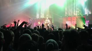 ADTR performing Exposed in London.