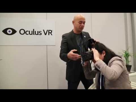 Facebook buying into virtual reality with maker of Oculus Rift