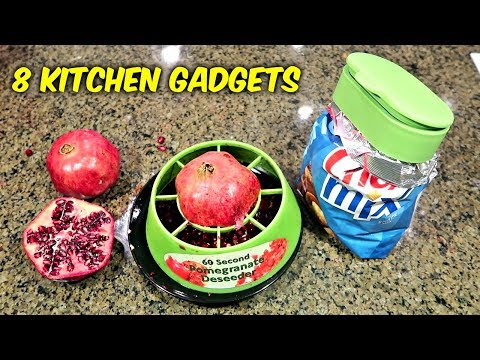 8 Kitchen Gadgets put to the Test - Part 20
