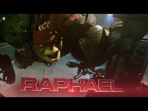 Teenage Mutant Ninja Turtles: Out of the Shadows (TV Spot 'Raphael')