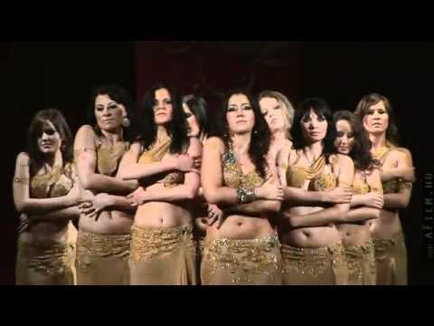 قمة الأبداع فريق رقص شرقي أوروبي يبدعون على رائعة أم كلثوم بعيد عنك