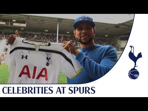 Video: Meridian Dan interview - Now on SpursTV
