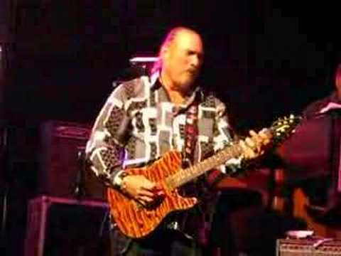Cropper - Steve Cropper and Donald 'Duck' Dunn perform their massive hit instrumental Green Onions to a packed audience at The State Theatre while on tour with Guy Seb...