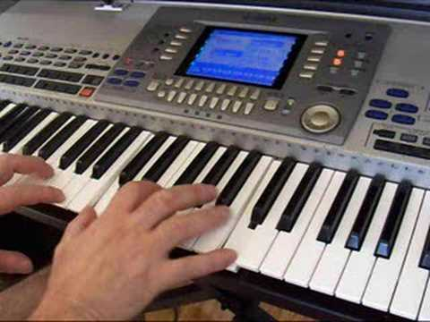 PIANO-SALSA-LECCION#6 PROGRESIONES