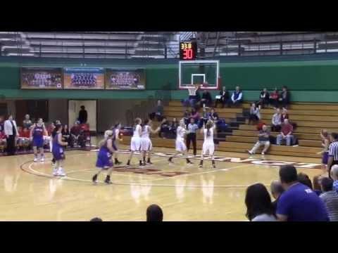 Women's Basketball Highlights vs. Loras
