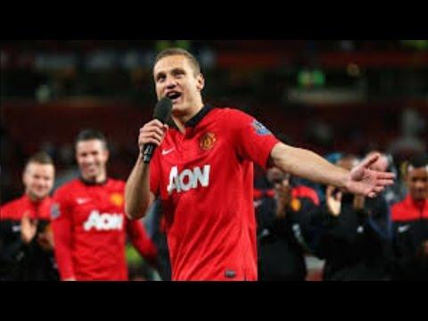 Nemanja Vidic Announces His Retirement