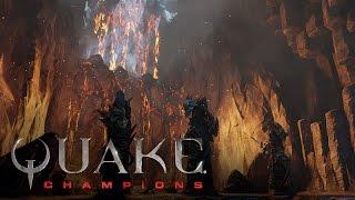 Видео к игре Quake Champions из публикации: Разработчики Quake Champions показали арену Burial Chamber