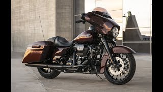 1. 2018 Harley-Davidson Street Glide Special
