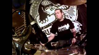 Fatburger Drummer MOMFEST - Monsters Of Mariaheide 2013