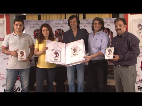 KayKay Menon, Tisca Chopra Launced The DVD Of Film Rahasya