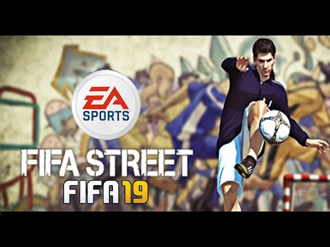 Download FiFa Street Mod FiFa 19 70mb Ppsspp Android