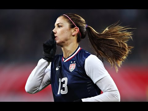 Alex Morgan - Best Goals