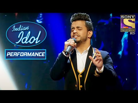 "Vibhor ने ""Breathless"" गाके पाया Standing Ovation | Indian Idol Season 10"
