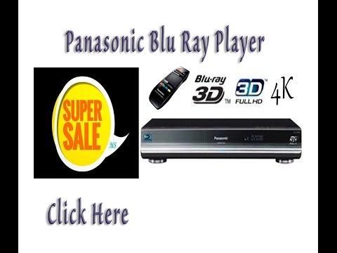 Panasonic Blu Ray Disc Player Product Review - DMP-BDT270