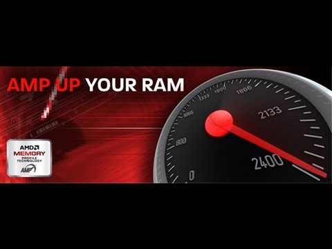 AMD OverDrive 4.2.6.x Utility Review