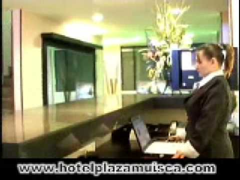 Hotel Plaza Muisca - Video