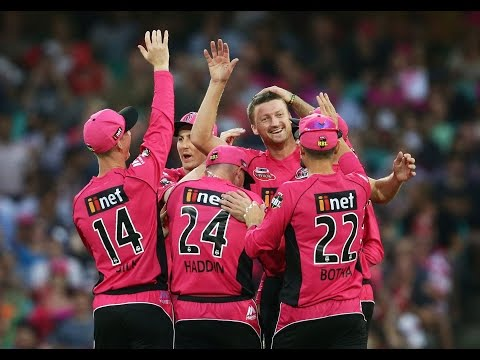 Highlights: Sixers V Renegades