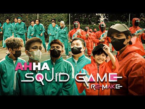 AHHA SQUID GAME REMAKE #1