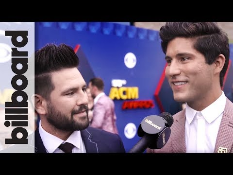 Video Dan + Shay on Why 'Tequila' Was THE Song to Promote Upcoming Album   ACM 2018 download in MP3, 3GP, MP4, WEBM, AVI, FLV January 2017