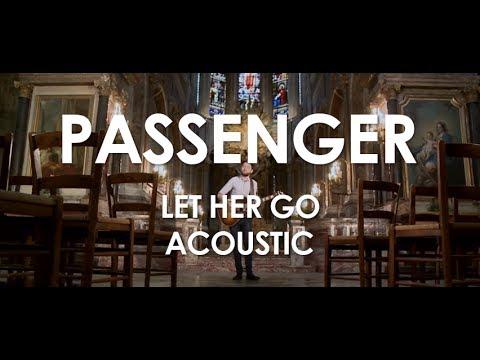 Let Her Go (acoustic) – Live in Paris